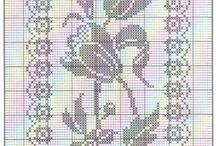 Tafelloper patroon