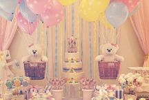 Birthday's themes