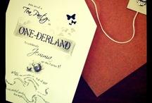 Addie in Onederland! / by Michelle Turner