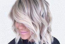 Kald blond