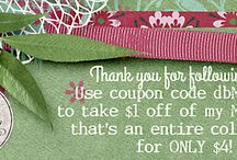 Sales & Coupons