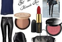 Get The Look / Get the look of your favourite fashionistas.