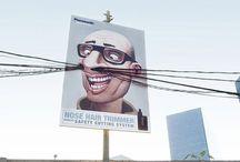 Guerrilla, Installation, Marketing.