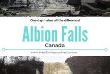 Exploring Canada / A beautiful collection of exploring Canada and must see places on your trip!