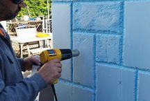foam wall