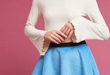 Wishlist: Skirts