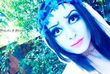 Makeup artist / Aqui irei postar um pouco do meu trabalho , somente as maquiagens artiscas feitas por mim mesma .  Minha Pagina oficial no Facebook : https://www.facebook.com/Priscila.T.Therese?ref=ts&fref=ts