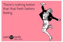 Battery Humor