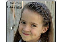 Anna's hair