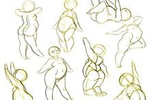 GraphicArt - Illustrations - Reference - Poses