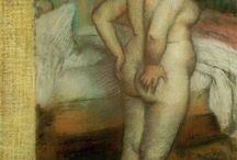 ARTIST : Edgar Degas / by Shelly Zeiden
