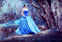 Fairytale Dress /  All this dress made by Me