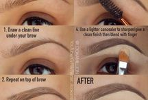 Make up and tips