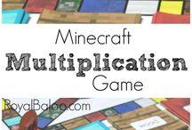 Minecraft matematikk