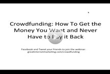 """How to: Crowdfunding! / How to get paid to Create Your Book, Online Program, or Event-- No longer will you worry about how the development bills will get paid.  The #1 Most Powerful Prelaunch Secret to Crowdfunding Campaigns . . . Ignore this and your entire campaign will get off to a slow start if it gets started at all.  The """"Insider"""" Secrets to the Top Crowdfunding Sites  How you can use a short-term Crowdfunding campaign to build a list of people ready to buy your products/services  And more! Stay Tuned!"""
