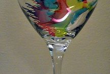 Glass Art / by Sandy Harvey