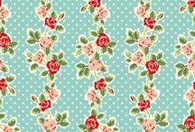 Papéis de parede floral