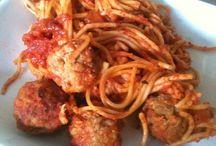 Crock Pot -Spaghetti