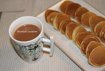 Petit dèj' / recette pour le petit déjeuner