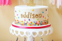 Naomi's 1st Birthday