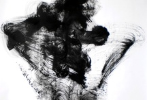black figures