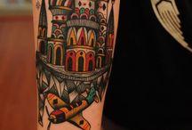 Russian tattoos
