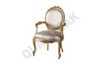 Antique French Chateau Gold Furniture