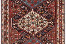 Persiske tepper.