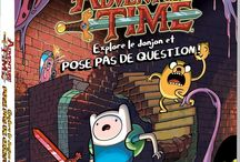 Adventure Time Explore the dungeon because I don't know - Artworks & Images