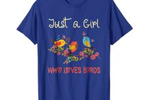 Girl Who Loves Birds / This board is for all people who loves birds.