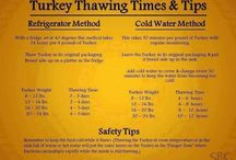 Cooking Thawing TIps