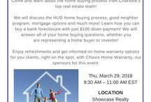 Charlotte Real Estate Workshops and Classes