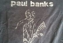 Interpol Paul Banks Handmade