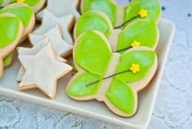 Tinker bell decorated cookies