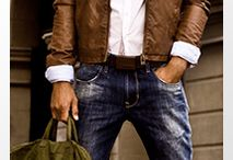 Clothes make the man / Different types of good and fashionable clothing styles for men