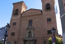 San Antonio de Alemanes - Madrid Spain / Dedicated to San Antonio de Padua, San  Antonio de Alemanes was founded in 1606 by Philip III, who wanted to offer this church and hospital to the Portuguese living in Madrid. It soon became known by the name of San Antonio de los Portugueses.   / by Museum Planet