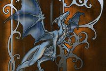 Dragon - Smoki