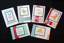The ZOO / Projects featuring animals other than birds - they have their own board. / by For the LOVE of Stampin' UP!
