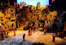 Nativity scenes in Basilicata