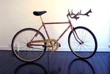 coarne la bicicleta