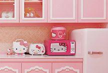 Hello Kitty - Cuisine