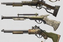 Weaponry