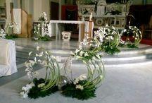 dekoracje kosciol