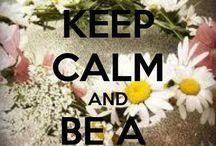 Peace & love :)