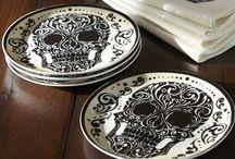 skulls / by Brooks Bradford