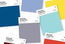 PANTONE FCR Spring 2016 / Pantone Fashion Color Report, forecasting color trends for Spring 2016  / by PANTONE COLOR