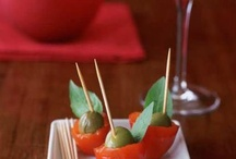 Appetizers & Snacks / Appetizers and snacks for entertaining family and friends.