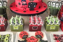 birthday party lady bug miraculous