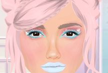 Stardoll / All looks made by me on Stardoll