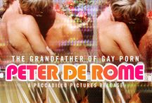 """PETER DE ROME / Armed with only an 8mm movie camera, Peter De Rome was an eccentric English gentleman who in the 1960's would politely ask young men to remove their clothes and """"perform"""" on camera. PETER DE ROME is released on DVD and VOD March 14th 2016."""
